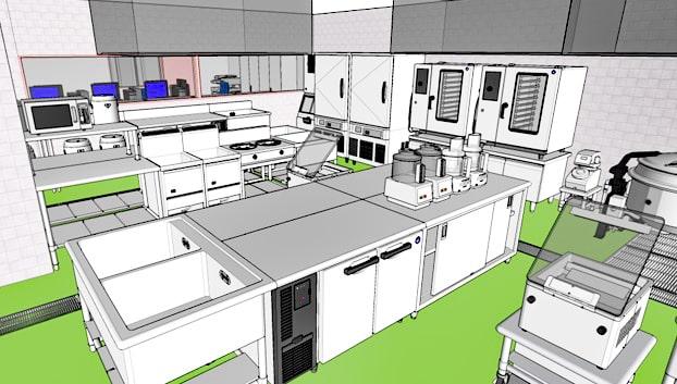厨房設計・プランニング