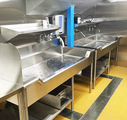 食品の殺菌、器具の除菌に次亜塩素酸水(電解水)を有効活用2